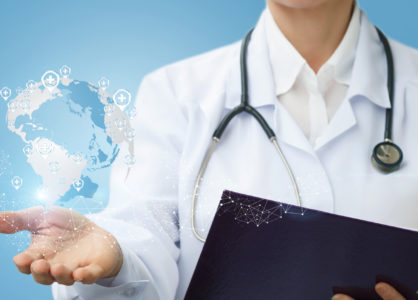 Projet biomédical mondial porté par un médecin